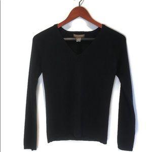 Banana Republic 100% Italian Merino sweater, Small